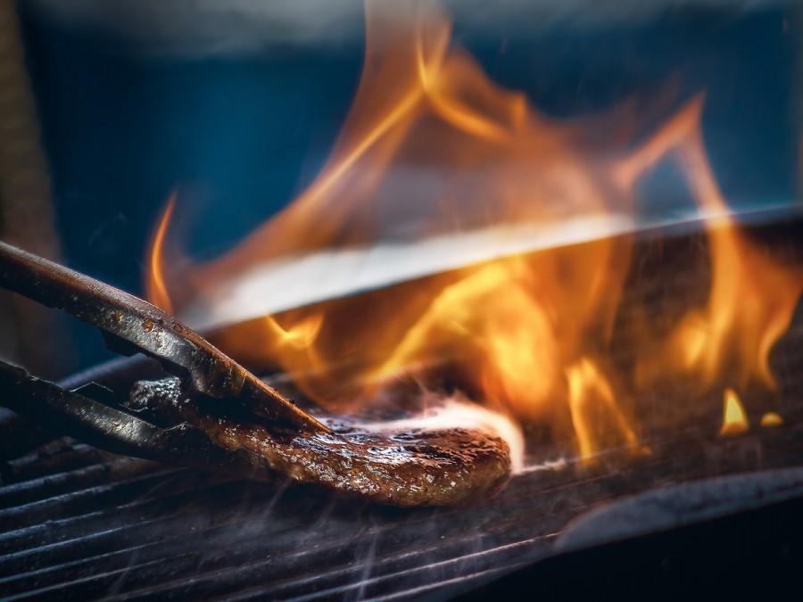 Barbecue aan? Blijf uit de rook Radar het