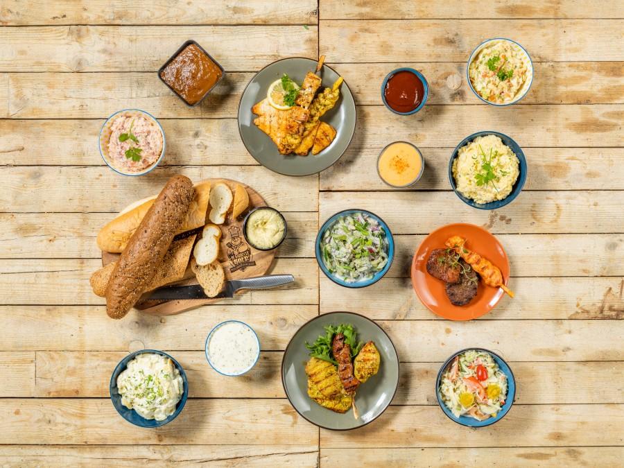 BBQ huren en vlees bestellen in Apeldoorn » De Barbecue Boer